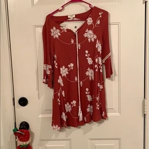 Umgee Dress Size Small